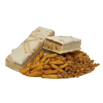 Ideal Complete-Toffee and Pretzel Meal Replacement Bar